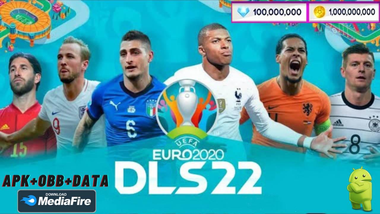DLS 21 APK Mod Euro 2021 Unlocked Download