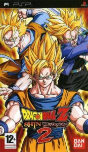 Dragon Ball Z - Shin Budokai PPSSPP