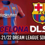Barcelona Kits 2022 DLS 21 FTS