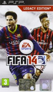 FIFA 14 - Legacy Edition Europe PPSSPP