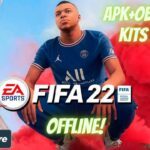 FIFA 22 APK OBB New Kits 2022 Download