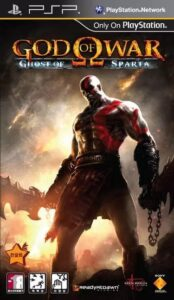God of War - Ghost of Sparta PPSSPP