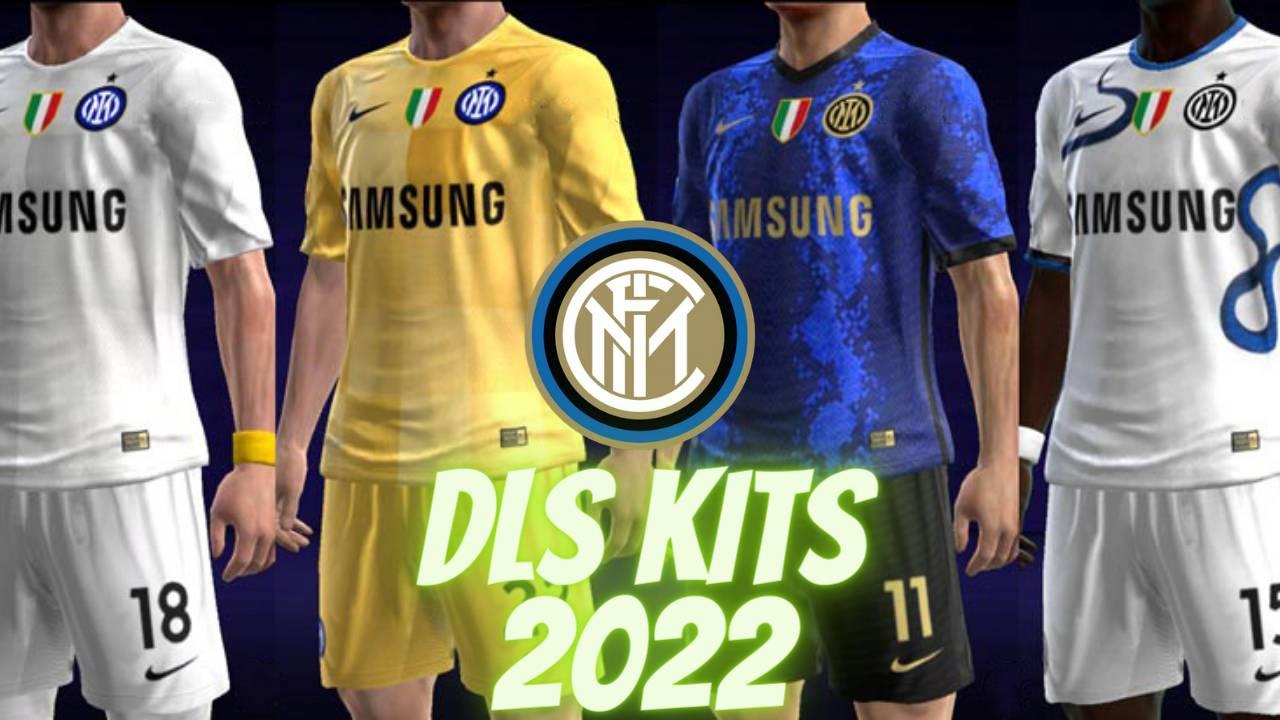 Inter Kits 2022 DLS 21 Dream League Soccer FTS