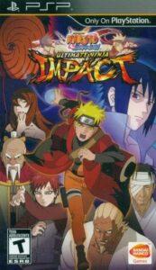 Naruto Shippuden - Ultimate Ninja Impact PPSSPP
