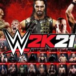 WWE 2k22 PPSSPP PSP iSO Android Download