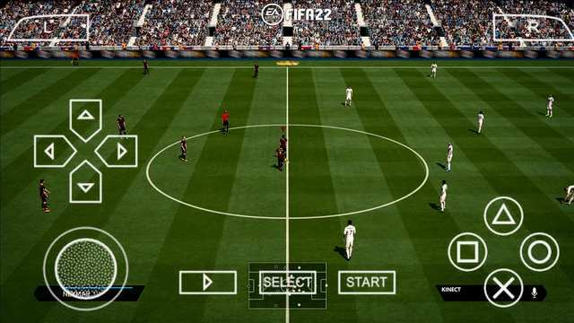 FIFA 22 Android PPSSPP