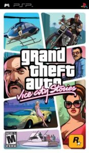 GTA Grand Theft Auto - Vice City Stories PPSSPP