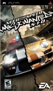 Need For Speed - Most Wanted v5.1.0 PPSSPP