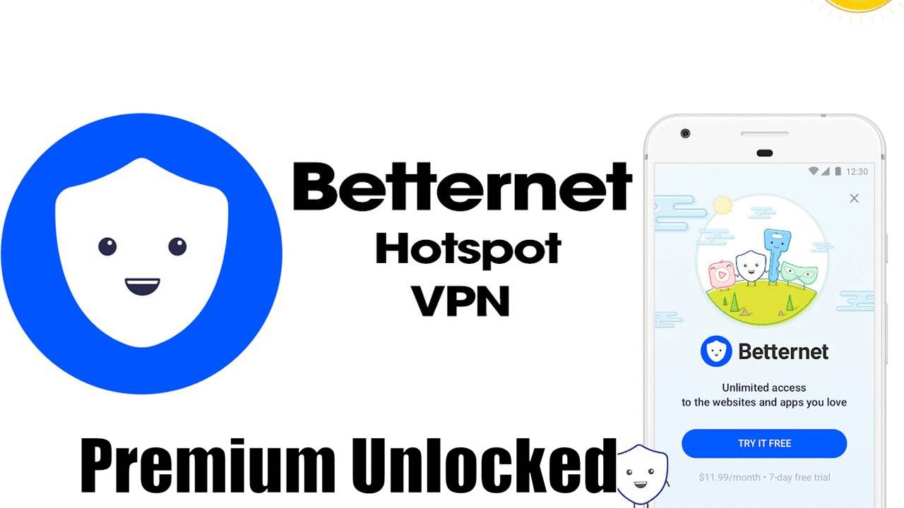 Betternet VPN Premium APK Mod Free Download