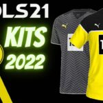 DLS 21 Borussia Dortmund Kits 2022 - Dream League Socce FTS