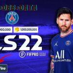 DLS 22 APK Messi on PSG Kits 2022 Download