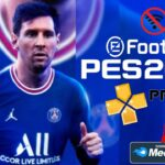 PES 2022 Offline PPSSPP Android Messi to PSG Download