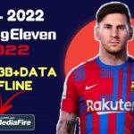 WE 22 - Winning Eleven 2022 Mod Apk Obb Data Download
