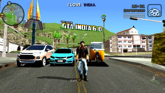gta india download