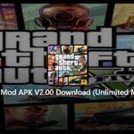 GTA 5 Mod APK V2.00 Unlimited Money Download