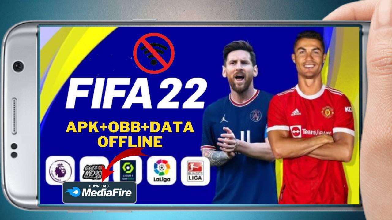 FIFA 22 APK Mod Data Offline Download