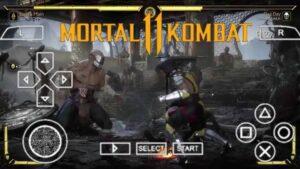 Mortal Kombat 11 PPSSPP ISO File Highly Compressed Download